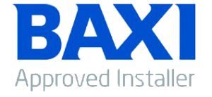 Baxi approved installer logo